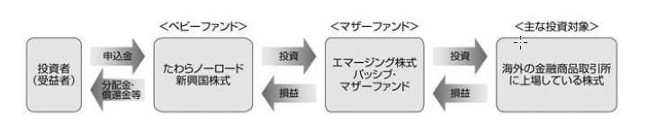 たわら新興国インデックス-ファミリーファンド方式