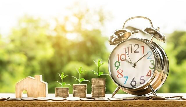 企業の価値は将来生み出す現金の総額